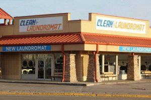 Clean Laundromat - a Blackfoot laundromat